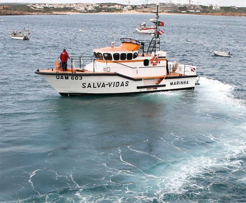 Salva-vidas da marinha