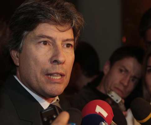 Vítor Pereira, presidente da Comissão de Arbitragem