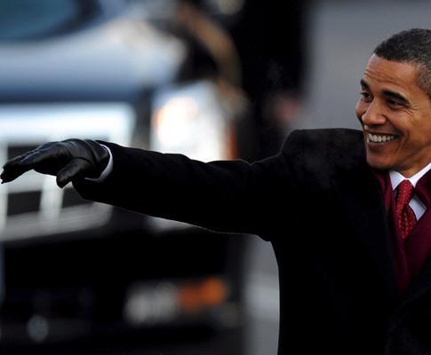 Tomada de posse de Barack Obama