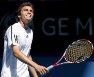 Gilles Simon no Open da Austrália