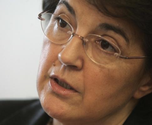 Ministra da Saúde, Ana Jorge