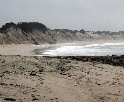 Erosão costeira na Apúlia, Esposende