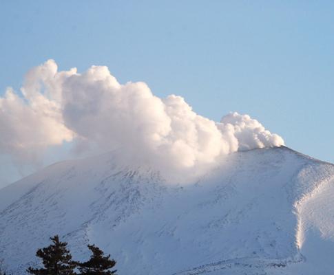 Erupção