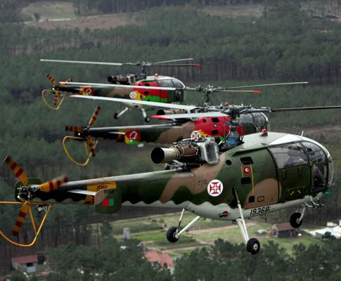 Força Aérea Portuguesa (arquivo)
