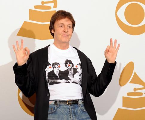 Paul McCartney (EPA)