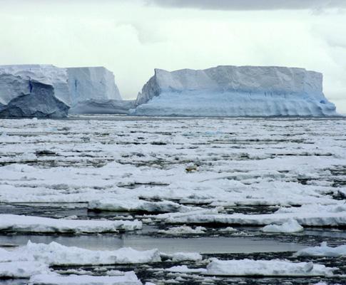 Degelo dos glaciares 2017