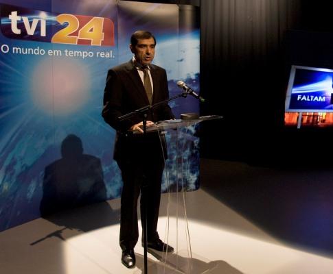 Apresentação da TVI24