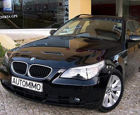 BMW Série 5 E61 525d Touring LCI