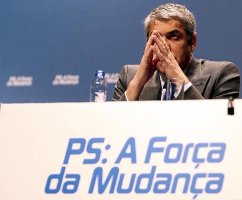 José Sócrates (arquivo)