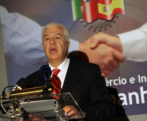 Ministro das Finanças,Teixeira dos Santos