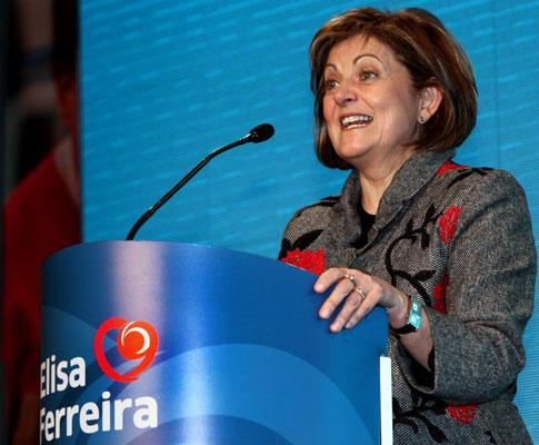 Elisa Ferreira (arquivo)
