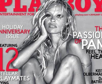 Pamela Anderson na Playboy