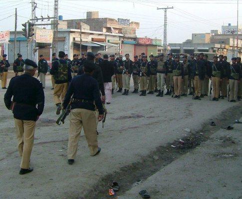 Ataque no Paquistão