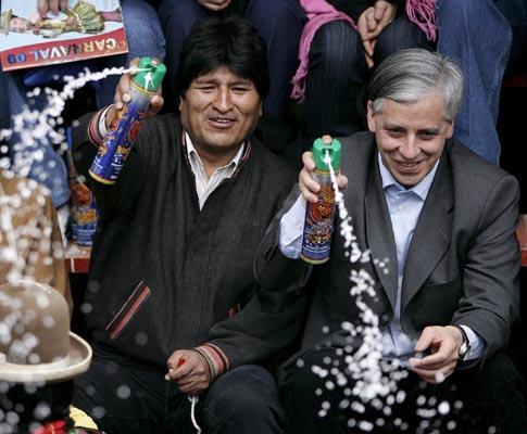 Carnaval na Bolívia