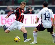 David Beckham, AC Milan