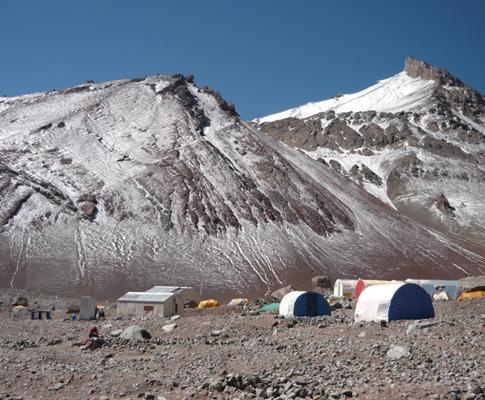 Expedição de diabéticos nos Andes