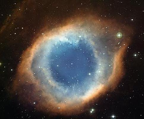 Olho de Deus (foto ESO)