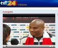 Nélson Évora para o Maisfutebol na TVI24