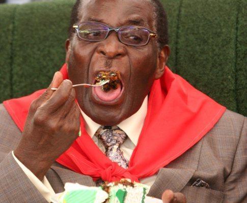 Festa de aniversário de Robert Mugabe