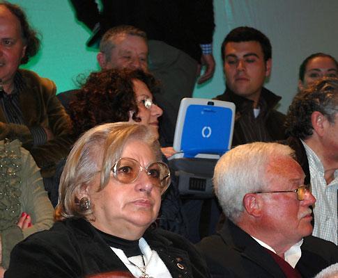 Computador «Magalhães» no Congresso do PS