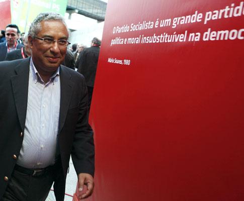 António Costa no Congresso do PS