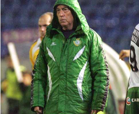 Carlos Cardoso, treinador do V. Setúbal