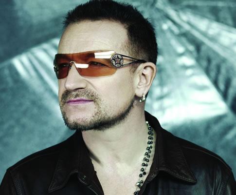 Bono, dos U2