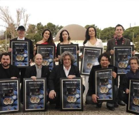 Madredeus & A Banda Cósmica com Disco de Ouro