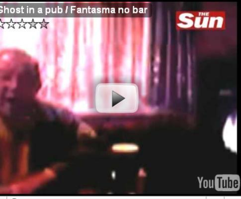 Fantasma num bar