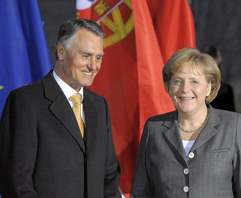 Cavaco Silva em Berlim