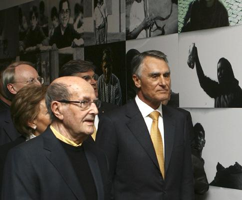 Manoel de Oliveira homenageado