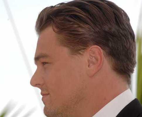 (LUSA) Leonardo Dicaprio em Cannes