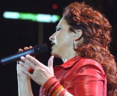 Gloria Estefan ao vivo em Madrid