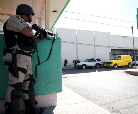 Motim em prisão mexicana