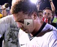 Ronaldo lesionado pelos jornalistas