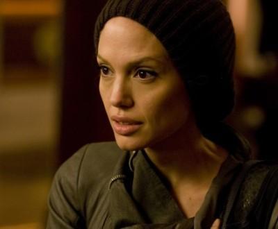 Angelina Jolie em «Salt»