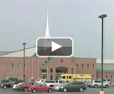 Tiroteio em igreja faz um morto e seis feridos