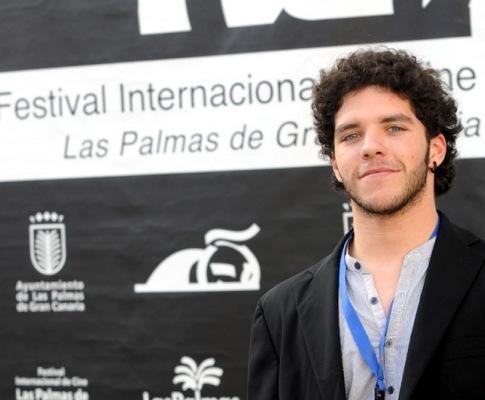 Tomás Alves no X Festival Internacional de Cinema de Las Palmas