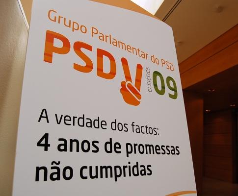PSD faz balanço dos quatro anos do Governo