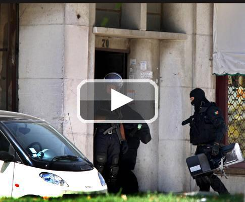 Assalto ao BES de Campolide