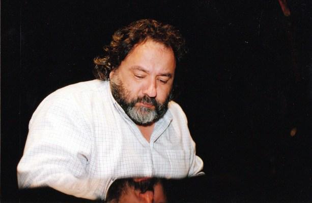 Pedro Barroso no Teatro São Luiz