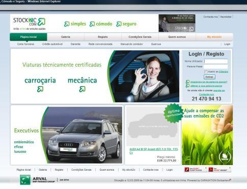 Leil o online de carros usados para particulares tvi24 - Herrero online particulares ...