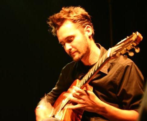 Biel Ballaster (foto do MySpace do músico)