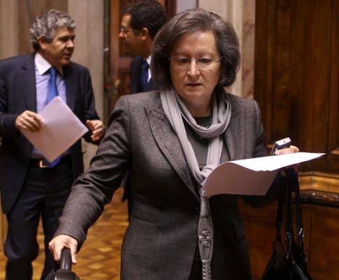 Ministra da Educação ouvida no Parlamento