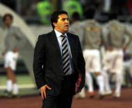José Peseiro na estreia à frente da Arábia Saudita