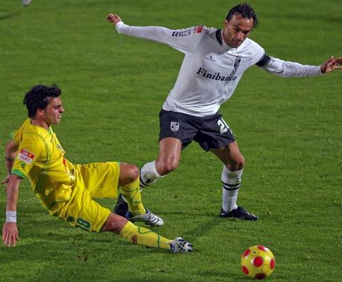 Flávio Meireles e Rui Miguel