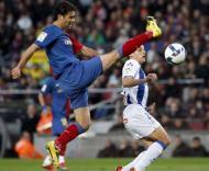 Barcelona venceu Huelva