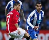 Duelo entre Cristiano Ronaldo e Lisandro López no Dragão