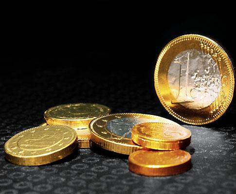 Dinheiro euros