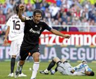 Raul, do Real Madrid